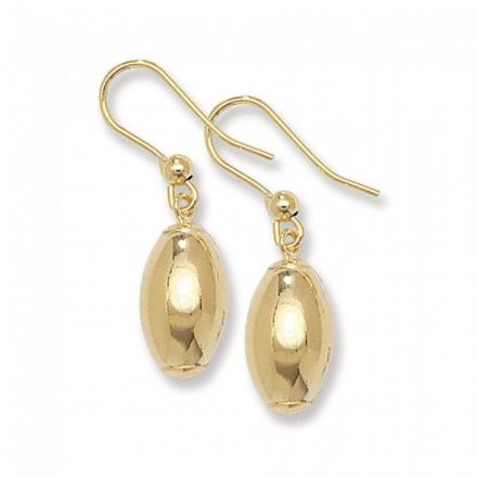 Just Gold Earrings -9Ct Earrings, ER146